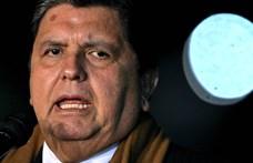 Öngyilkosságot kísérelt meg a volt perui elnök, amikor jöttek a rendőrök letartóztatni őt