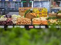 Egy év alatt 38 százalékkal lettek drágábbak a zöldségek
