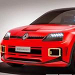 Magyar fantáziával máris itt az új Renault 5 Turbo