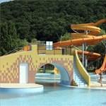 Átadták az aquaparkot Orfűn