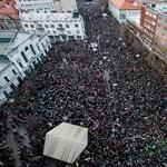 A szlovákok bizonyítják, hogy az utca lehet erősebb a politikánál