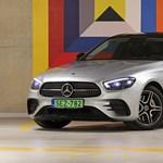 Mit tud a zöld rendszámos új E-osztály? Teszten a Mercedes E 300 e 4Matic