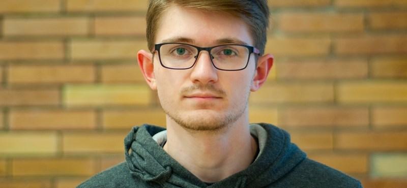 Akadálymentesített Rubik-kockával nyert a fiatal kutató