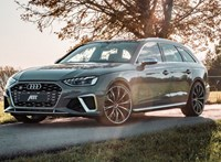 Dízel, kombi és mellesleg közel 400 lóerős ez az új Audi S4