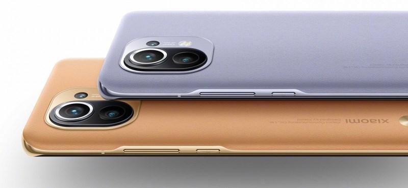 Nincs hozzá töltő: megérkezett a Xiaomi új csúcsmobilja, a Xiaomi Mi 11