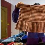 Készült egy felmérés arról, hogy miért is veszünk használt ruhát