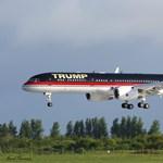 Ha ez a felvétel igazi, akkor Donald Trump (pilótája) egy apró, de remek poént kapott a légiforgalmi irányítóktól