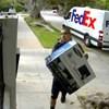 Agyonütött egy kutyát a kertbe dobott FedEx-csomag