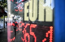 Tartja magát a 362 forint feletti árfolyamon az euró