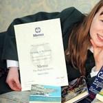 Még csak 11 éves, de már lekörözte a világhírű üzletembereket és tudósokat