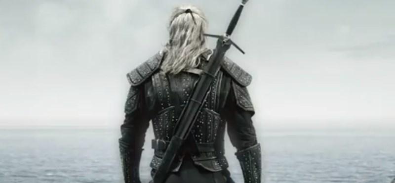 Mutatjuk az első hivatalos képeket a Witcher-sorozatból