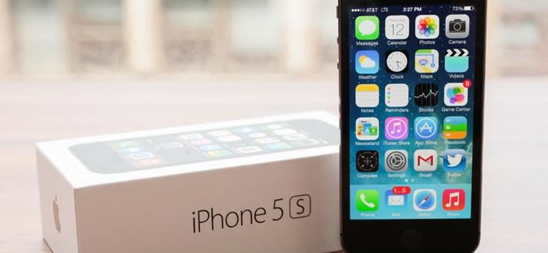 Ha régebbi iPhone-ja vagy iPadje van, figyelje a kijelzőt, fontos frissítés érkezik