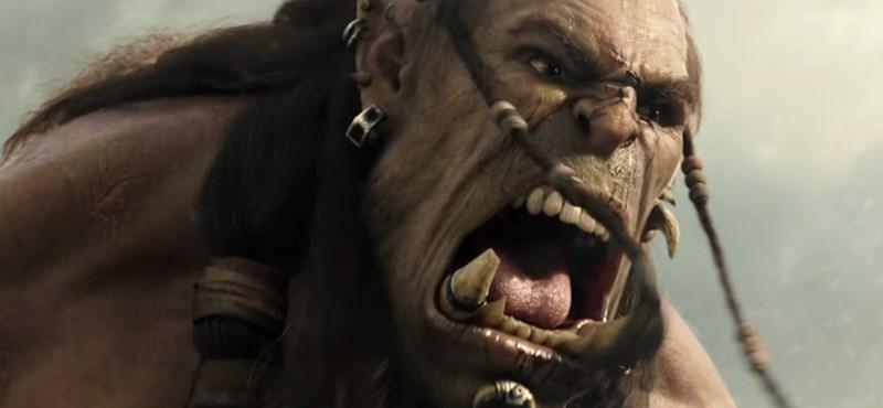 Itt a grandiózus Warcraft-film új előzetese