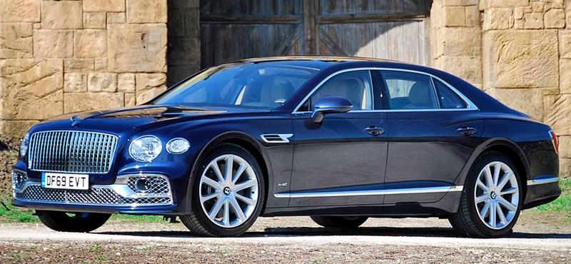 Bentley Flying Spur-teszt: a korona ékköve nem lehet SUV