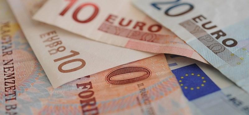 Tovább erősödött a forint, 290 alatt az euró