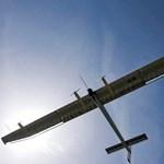 Félbeszakadt a svájci napelemes repülő marokkói útja
