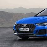 700 lóerő és zöld rendszám: ilyen lehet az új hibrid Audi RS7