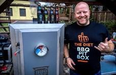"""""""Nemcsak álmodozott, hanem tett az álmaiért"""" – a magyar BBQ-közösség is gyászolja Marschall Pétert"""
