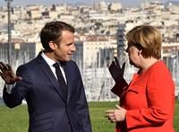 Merkel is közös európai haderőt akar