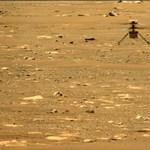 Gyorsabban, messzebb, még tovább: három rekordot is felállíthat a NASA marsi helikoptere