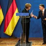 Merkel budapesti látogatása: beperli a TEK-et a TASZ