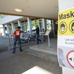 Szinte egész Németországban kötelező maszkot viselni