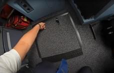 Van egy titkos fülke az Airbus A350-es pilótafülkéje alatt, megmutatta a pilóta – videó