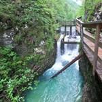 Bicikli, körtebor és rengeteg méter – hőségmentes nyaralás Ausztriában