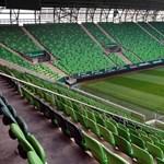 3 milliárdért korszerűsítik a Fradi hat éve épült stadionját