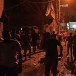 Felrobbant egy üzemanyagtartály Bejrút sűrűn lakott negyedében