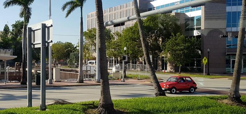 A napfényes Miamiban nyitott konzuli képviseletet Magyarország