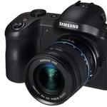 Új androidos fényképezőgép a Samsungtól