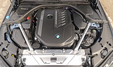 BMW M440i galéria