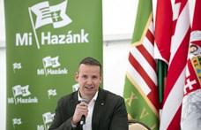 Toroczkai László a Mi Hazánk miniszterelnök-jelöltje