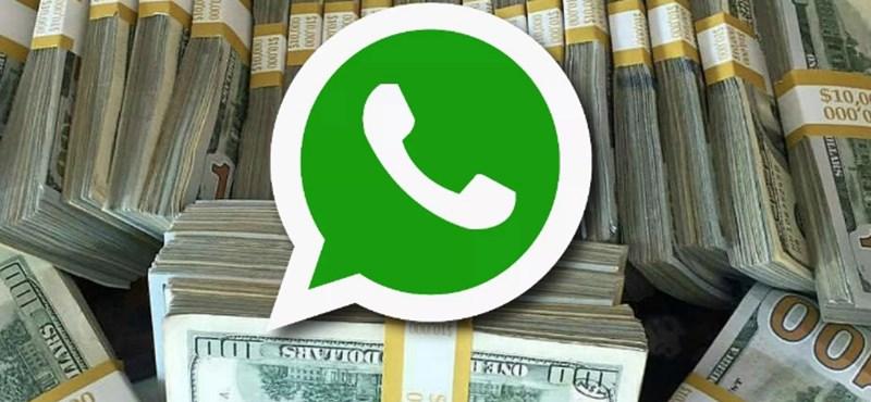 Ideje volt: lassan az iPhone-okra is beszivárog a WhatsApp business változata