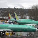 Kilátás sincs arra, mikor repülhetnek újra a Boeing hibás gépei