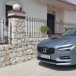 Volvo S90/V90-menetpróba: északi fény