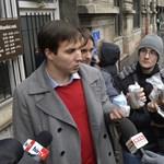 Hivatalos személy elleni erőszakkal gyanúsítják a momentumos Szarvas Koppány Bendegúzt