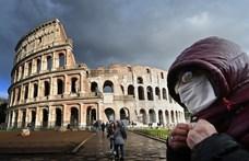 Átlépte az 50 ezret az aktív fertőzöttek száma Olaszországban