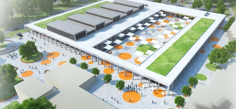 Garancsi 5 milliárdért építheti a békásmegyeri vásárcsarnokot
