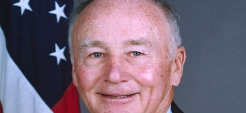 Meghalt George Herbert Walker volt amerikai nagykövet