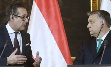 Rendkívüli ülést tart a nemzetbiztonsági bizottság a Strache-botrány miatt