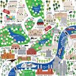 Ilyen térképet még nem láttunk a második legnagyobb magyar városról