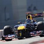 Vettel indul az élről az Abu-Dzabi Nagydíjon