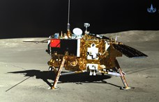 A tervezettnél kevesebb holdmintát gyűjtött a Csang'o-5 kínai űrszonda