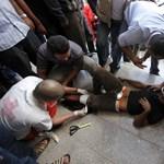 Libanoni területen helyiekkel tűztek össze szíriai katonák