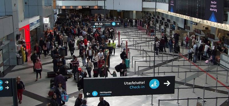 Turbókörforgalom épül a ferihegyi repülőtérnél
