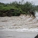 Árvíz: evakuálnak két falut Zalában