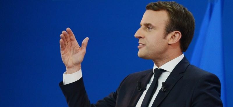 Hollande: Én Macronra szavazok