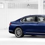 Ebből a BMW 7-esből csak 100 darab készül, nem véletlenül